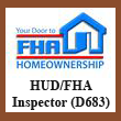 Dallas home inspection  FHA HUD inspector