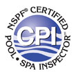 Dallas NSPF certified pool inspector